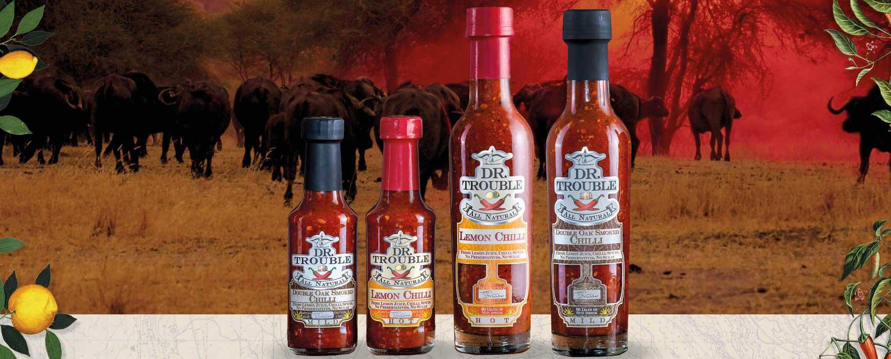 Hot Sauce Banner